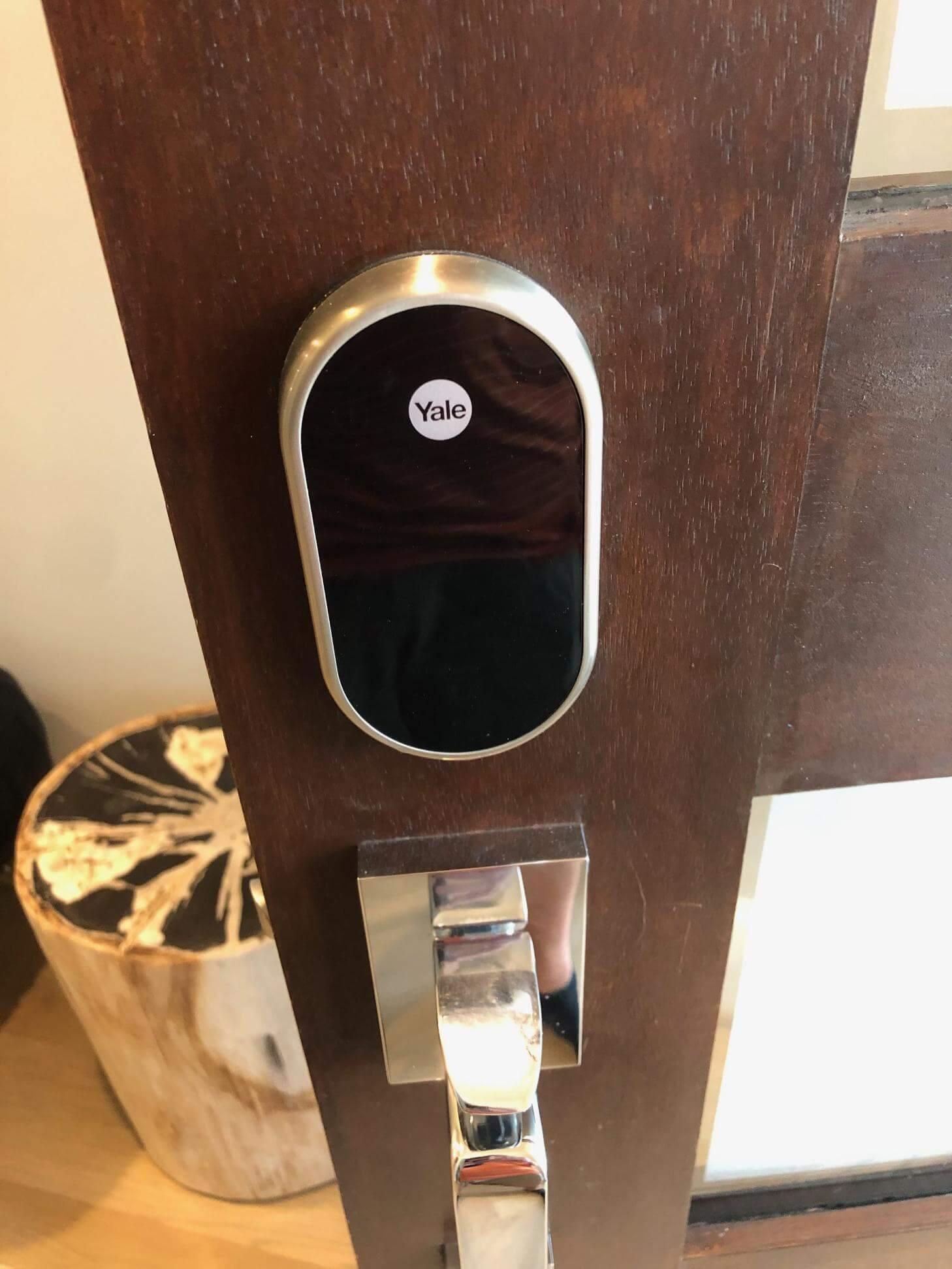 residential keypad options